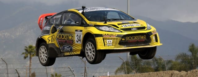 Tanner Foust - Photo Credit: Ford