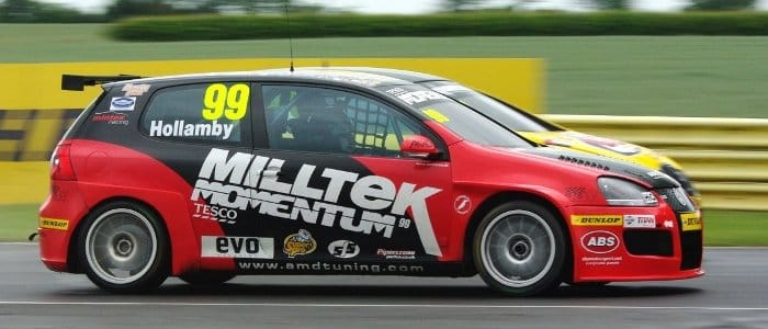 AmD Milltek Racing - Photo Credit: Bob and Steve Knightley