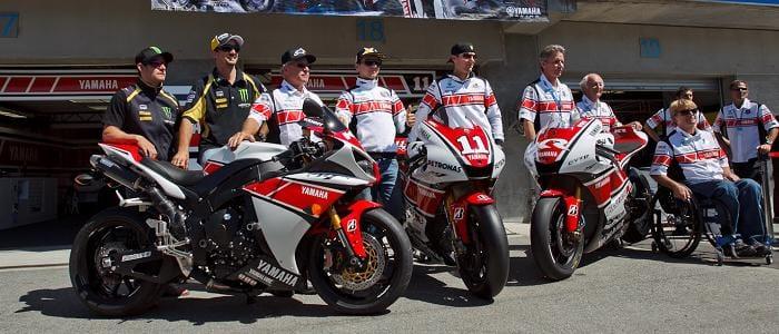 Yamaha 50th Anniversary Celebrations - Photo Credit: MotoGP.com