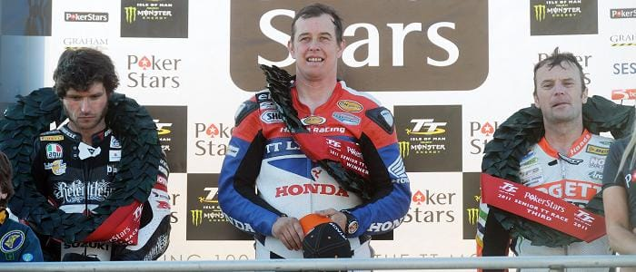 John McGuinness - Photo Credit: Duke Video