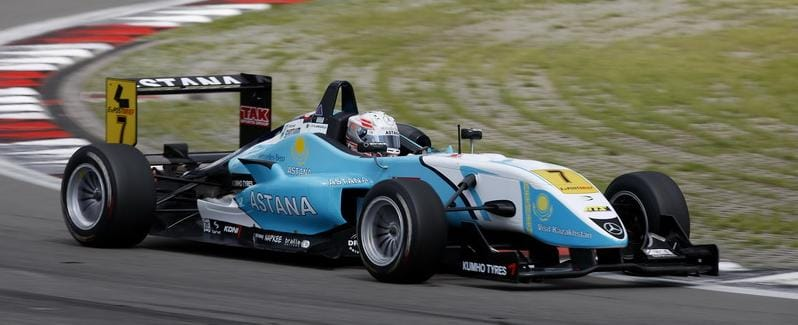 Daniel Juncadella - Photo Credit: F3Euroseries.com