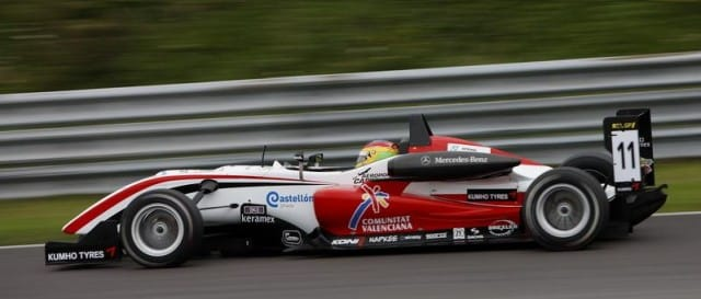 Roberto Merhi - Photo Credit: F3Euroseries.com