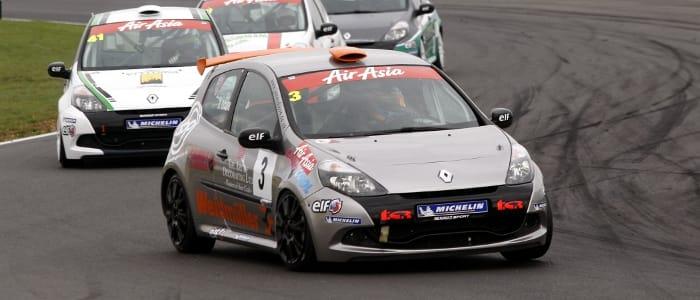 Total Control Racing's James Dixon (Credit: Jakob Ebrey Photography)