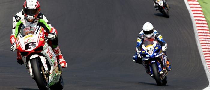 Michael Rutter at Brands Hatch - Photo Credit: Rapid Solicitors-Bathams Ducati