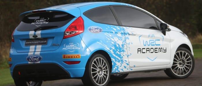 WRC Academy (Credit: wrc.com)