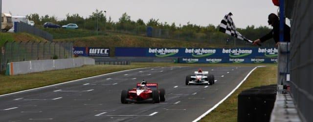 Sergei Afanasiev - Photo Credit: Auto GP