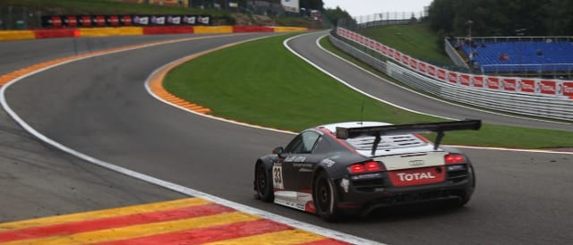 Audi R8 LMS, 2011 Total 24 Hours of Spa - Photo Credit: Audi Motorsport