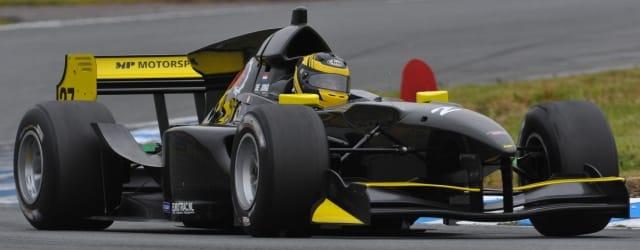 Daniel De Jong - Photo Credit: Auto GP