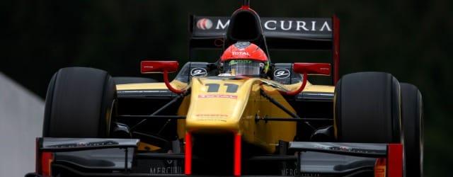 Romain Grosjean - Photo Credit: GP2 Media Service