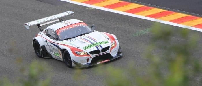 Faster Racing with DB Motorsport, 24 Hours of Spa - Photo Credit: Jakob Ebrey Photography