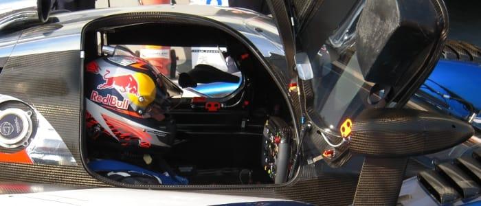 Kimi Raikkonen - Photo Credit: Peugeot Sport