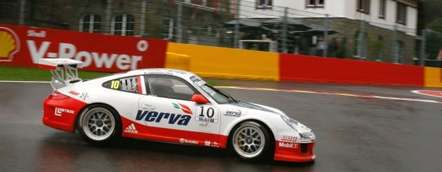 Kuba Giermaziak - Photo Credit: Porsche AG