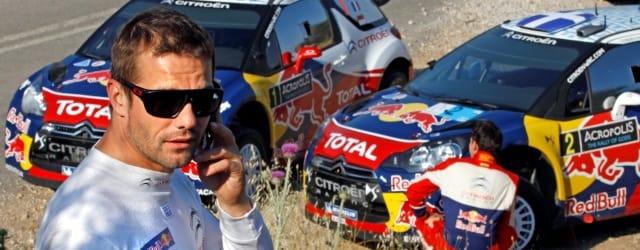 Sebastien Loeb - Photo Credit: Citroen Racing Media