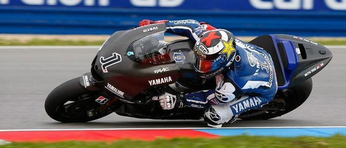 Jorge Lorenzo Testing The 2012 Yamaha - Photo Credit: MotoGP.com