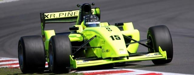 Ramon Pineiro - Photo Credit: FIA Formula Two Championship