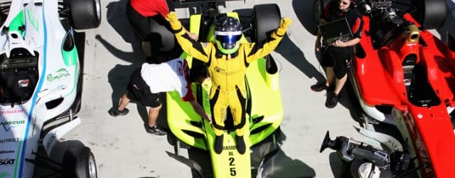 Ramon Pineiro - Photo: FIA Formula Two Championship