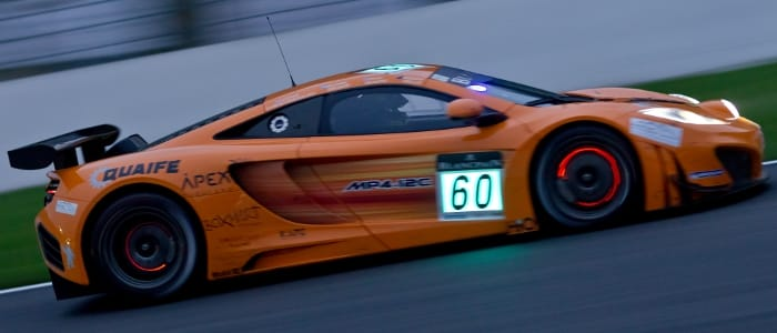 McLaren MP4-12C, 24 Hours of Spa - Photo Credit: McLaren Automotive