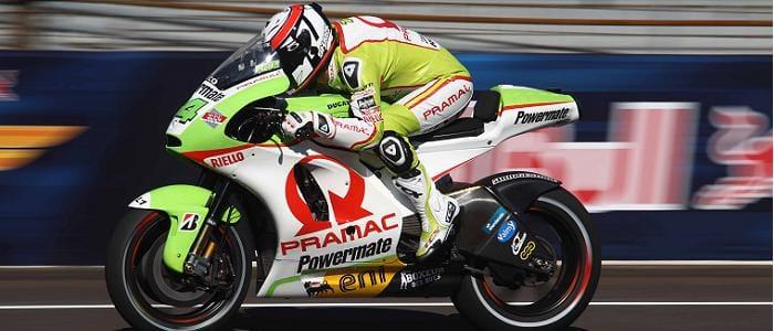 Randy de Puniet - Photo Credit: Pramac Racing