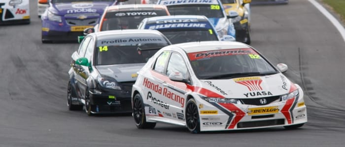 Gordon Shedden - Photo Credit: British Touring Car Championship