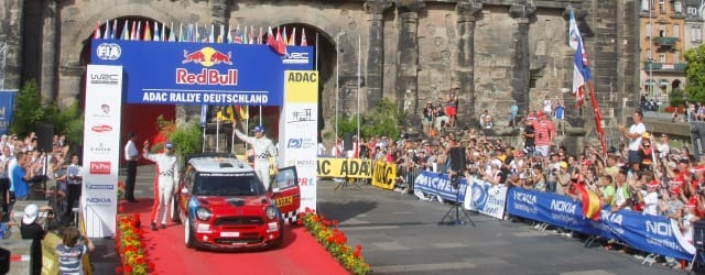 The Mini WRC Team scored its first podium finish in only its third World Rally Championship start on Rallye Deutschland. A flawless drive allowed Dani Sordo to finish in third […]