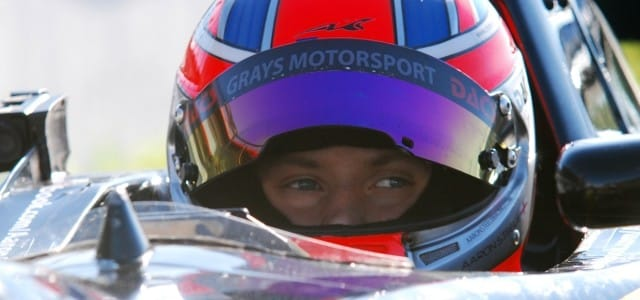 A perfect weekend at Brands Hatch means MSV F3 Cup driver Aaron Steele increased his lead at the top of the Sunoco Grand-Am 200 Challenge. The series' pair of races...