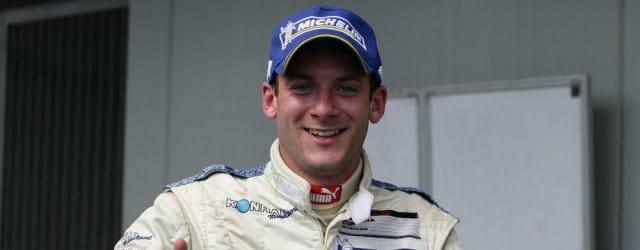 Nick Tandy - Photo Credit: Porsche AG