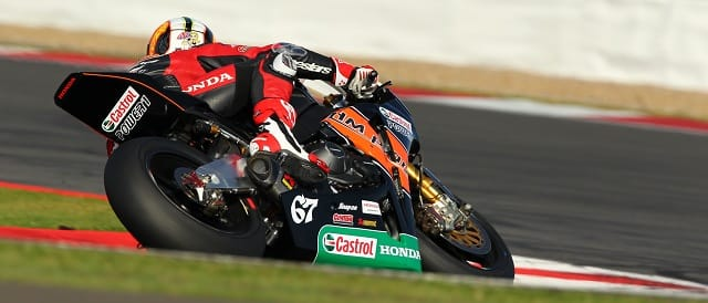 Shane 'Shakey' Byrne - Photo Credit: Honda Racing