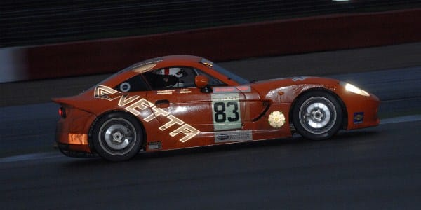 Ginetta G40, 2010 Britcar 24 Hours (Photo Credit: Chris Gurton Photography)