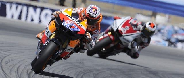 Casey Stoner - Photo Credit: Bridgestone Motorsport