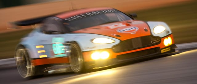 Aston Martin will be looking to round out the season with a strong results