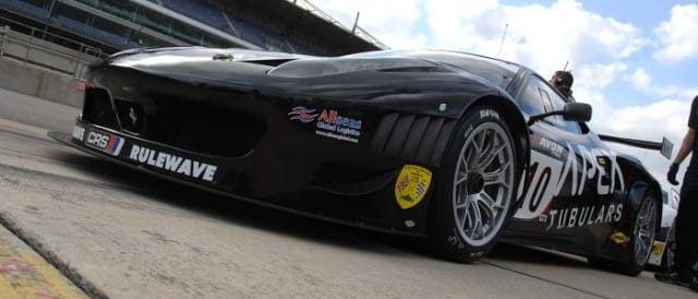 The Geddie's CRS Racing Ferrari 458 (Photo Credit: Chris Gurton Photography)