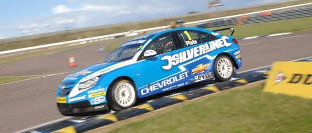 Jason Plato (Photo Credit: Chris Gurton Photography)