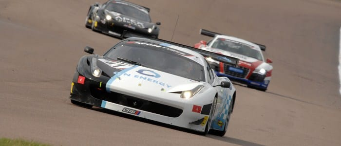 Mortimer/Tate CRS Racing Ferrari 458 - Photo Credit: Chris Gurton Photography