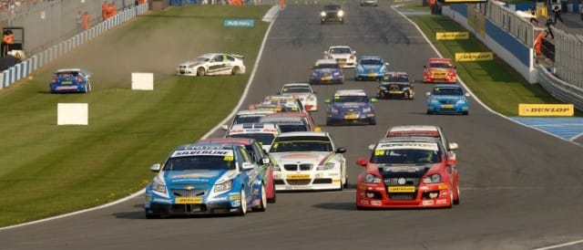 British Touring Car Championship, Donington Park (Photo Credit: Chris Gurton Photography)