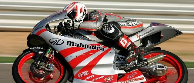 Danny Webb - Photo Credit: Mahindra