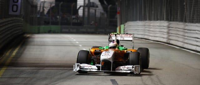 Paul di Resta - Photo Credit: Force India F1 Team