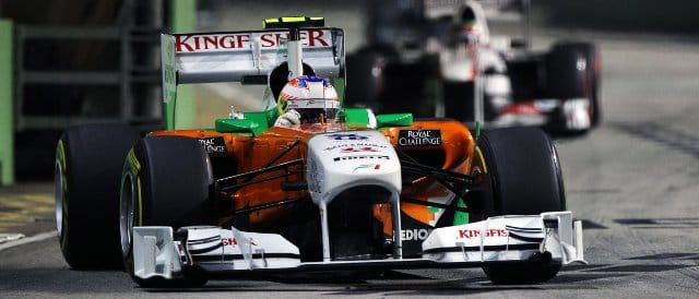 Paul di Resta - Photo Credit: Force India F1 Team