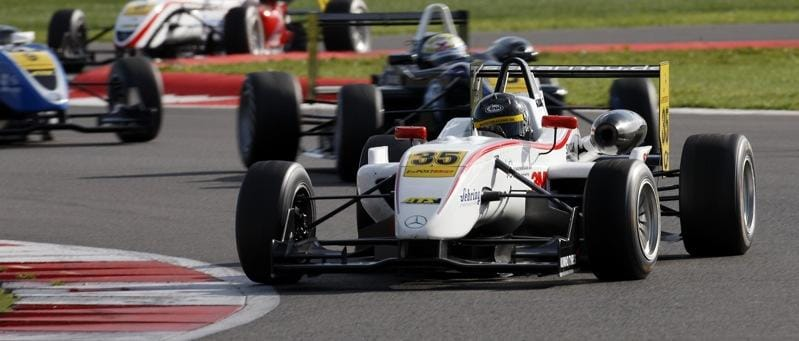 Marco Leads The Field - Photo Credit: F3Euroseries.com