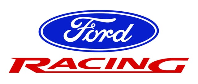 Ford Racing Logo - (Photo Credit: Ford Motor Co.)