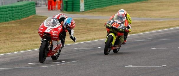 Johann Zarco & Nicolas Terol - Photo Credit: MotoGP.com