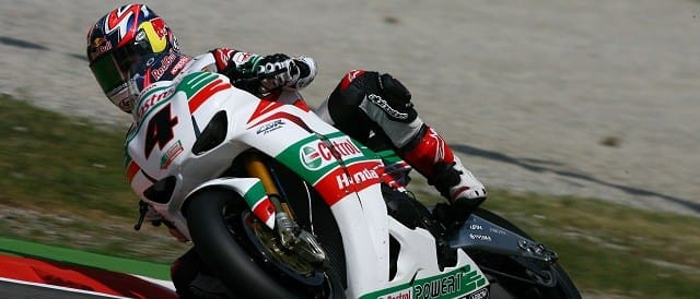 Jonanthan Rea - Photo Credit: Castrol Honda