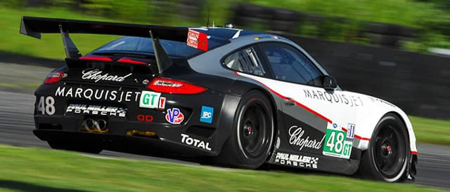 Paul Miller Porsche - (Photo Credit: Paul Miller Racing)