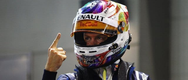 Sebastian Vettel - Photo Credit: Vladimir Rys/Getty Images