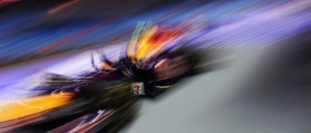 Mark Webber - Photo Credit: Vladimir Rys/Getty Images