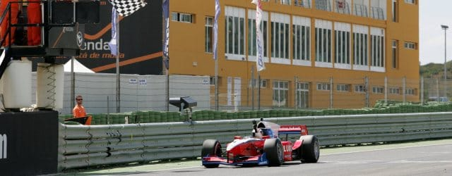 Sergey Afanasiev - Photo: Auto GP