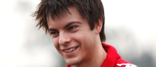 Adrian Quaife-Hobbs - Photo Credit: GP3 Media Service