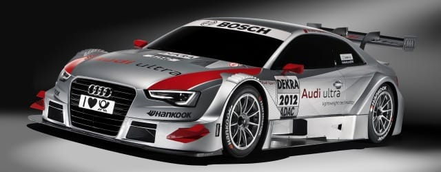 Audi A5 DTM - Photo: Audi Motorsport