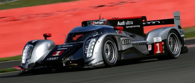 Audi R18 TDI  (Photo Credit: Audi Motorsport)