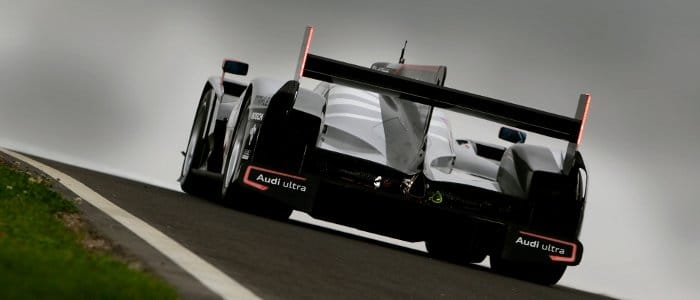 Audi R18 TDI - Photo Credit: Audi Motorsport