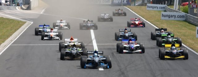 Auto GP Hungary - Photo Credit: Auto GP